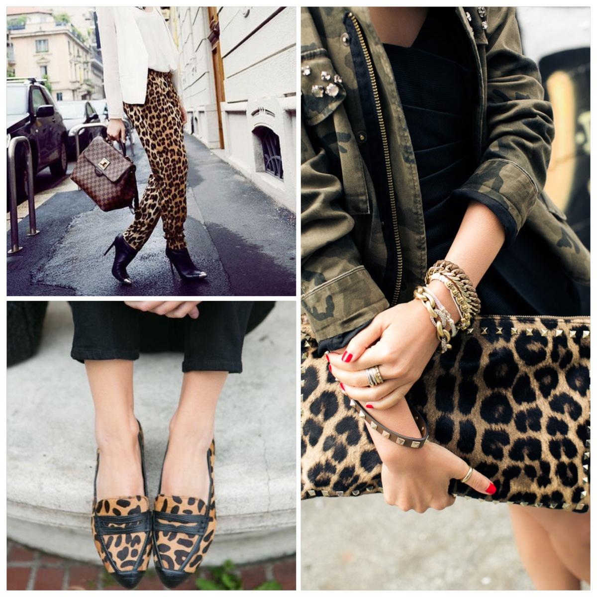 How to wear leopardprints